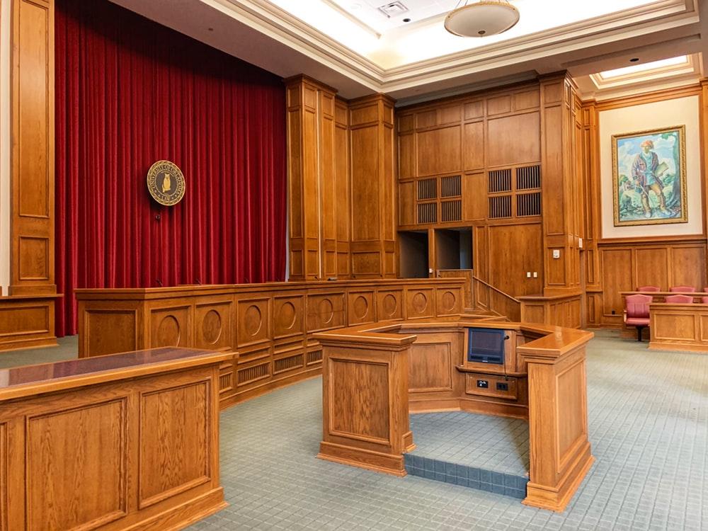 应诉通知、开庭审理、立案、审限